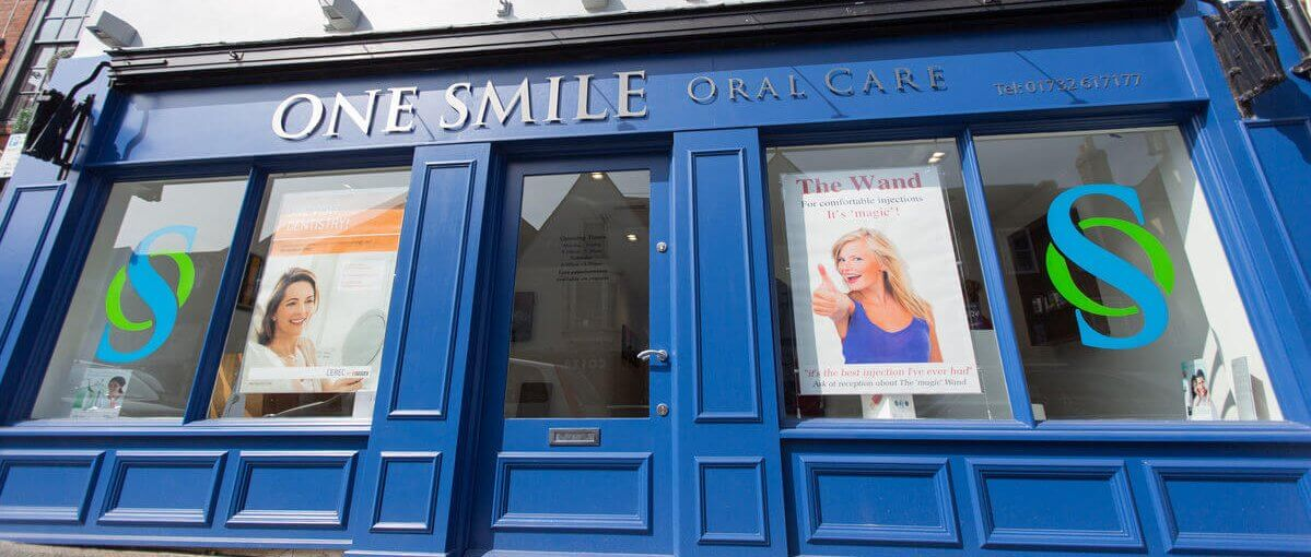 A caring dental practice in West Malling